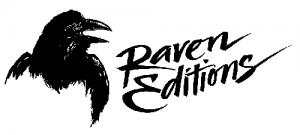 raven logo with name